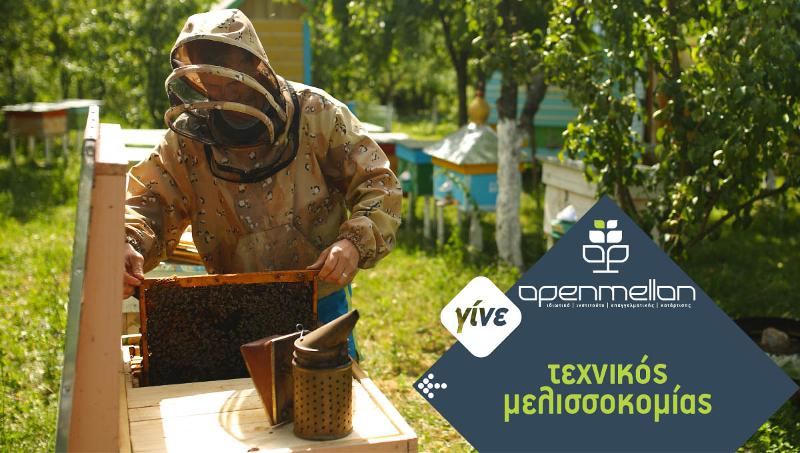 Τεχνικός Μελισσοκομίας ΙΕΚ Λάρισα